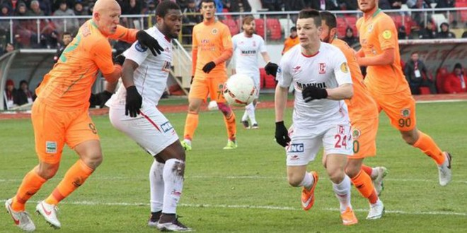 PLAY-OFF YARI FİNAL – RAKİP: ALANYASPOR